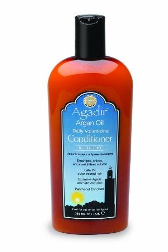 Agadir Argan Oil Après-shampooing volumateur à l'huile d'argan 355 ml