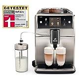 Saeco Xelsis SM7685/00 Kaffeevollautomat  Edelstahl