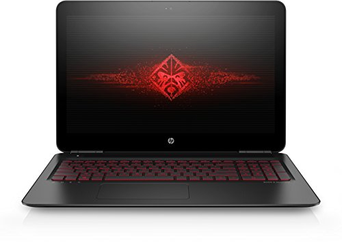 Preisvergleich Produktbild OMEN by HP (17-w100ng) 43,9 cm (17,3 Zoll / FHD IPS UWVA) Gaming Laptop (Intel Core i5-6300HQ, NVIDIA GeForce GTX 1060 6 GB DDR5, 8 GB DDR4 RAM, 128 GB SSD, 1 TB HDD, Windows 10) in schwarz