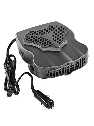 Ventilador calefactor auto Calentador portátil silencioso