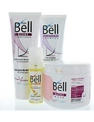 HairBell Shampoo + Conditioner + Maske + Booster Serum