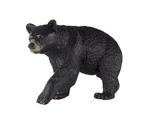 Safari s273529Wild North American Wildlife schwarz Bär Miniatur -
