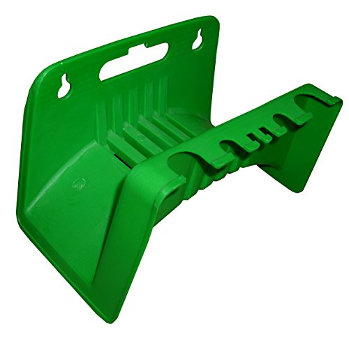 wall-mounted-green-garden-hose-holder-bracket-can-use-in-shed-for-cable-storage