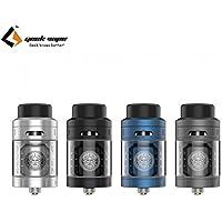 Reconstruible Zeus RTA Geekvape Atomizer - Inoxidable - Sin nicotina y sin tabaco.
