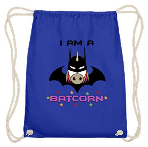 Pferd Superheld Kostüm - I Am A Batcorn - Fledermausmann,