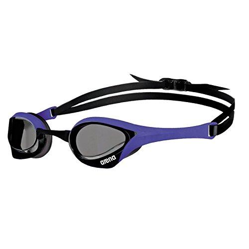 Arena Cobra Ultra Schwimmbrille, Blau/Blau/Schwarz