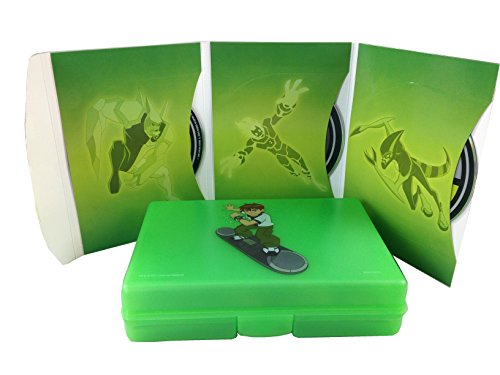 Ben 10 - Staffel 1 (Lunchbox) (3 DVDs)
