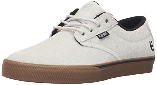 Etnies Jameson Vulc, Scarpe da skateboard Uomo Bianco (Bianco/Gum/Nero109)