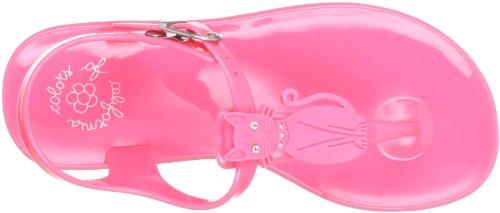 Art&Crafts Hc.ekcat, Sandales fille Rose - Pink (Fux)