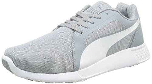 Puma ST Trainer Evo, Unisex-Erwachsene Sneakers, Grau (quarry-white 03), 44 EU