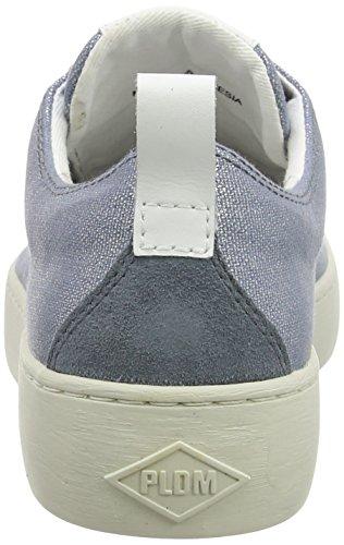 Palladium Ganama Mtl Damen Sneaker Grau - Gris (C40 Avio Grey)