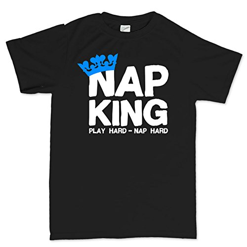 Customised_Perfection Nap Play Hard King Funny Uncle Si Dynasty T Shirt