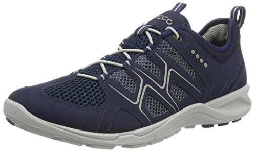 Ecco Herren Terracruise Outdoor Fitnessschuhe, Blau (58933TRUE True Navy/Concrete), 40 EU
