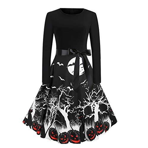 Für Erwachsene 50er Jahre Hausfrau Kostüm - Damen Kleider Mode Kostüm Halloween Muster