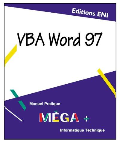 VBA Word 97 par Marie-Laure Texier