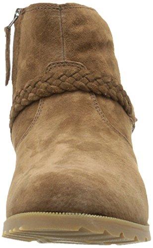 Teva Delavina Ankle, Damen Stiefel Braun (Bison)