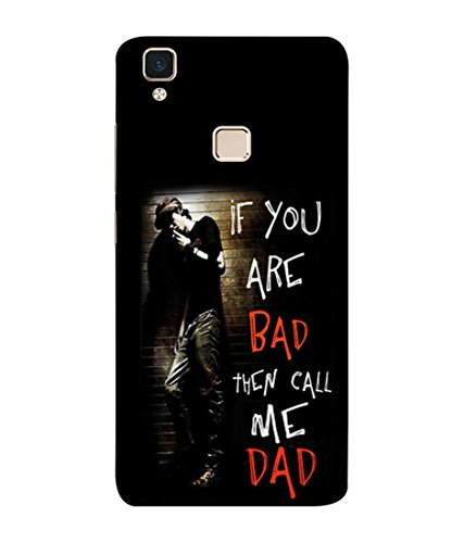 PrintVisa Designer Back Case Cover for Vivo V3 (stylish rocking looks boys attitude)