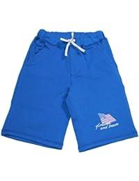 Stummer Jungen Shorts Bermuda nautical blue