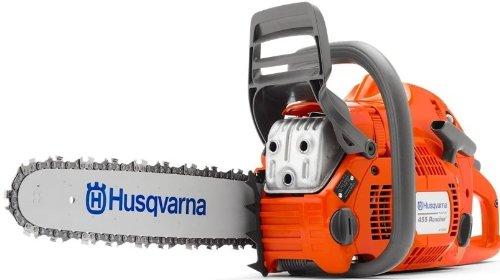 Sierra Husqvarna 455 de gas