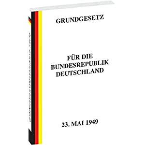 410Qgvzs2tL. SS300  - Erstes GRUNDGESETZ für die Bundesrepublik Deutschland vom 23. Mai 1949