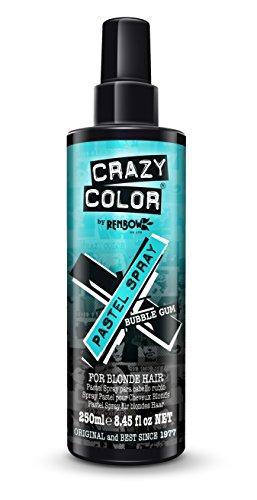 Crazy Color crc047Spray Pastel Bubble Gum