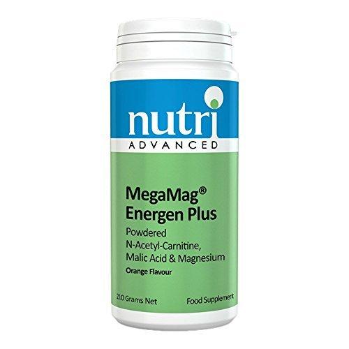 Nutri Advanced MegaMag Energen Plus Orange Flavour