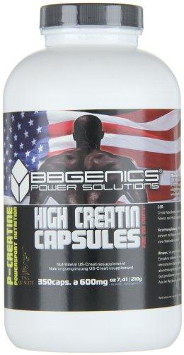 BB Genics Creatine Capsules