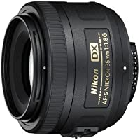 Nikon 35 mm/F 1.8 AF-S G NIKKOR DX-35 mm Lens