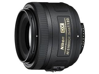 Nikon 313152 - Objetivo AF-S (35 mm, f/1.8), Negro (B00OH4Y15U) | Amazon Products