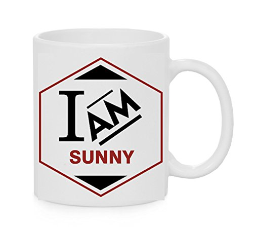 Ich bin Sunny Offizielles Tasse