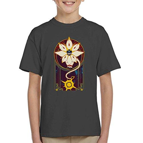 Pokemon Solgaleo The Art Of Sun Kid's T-Shirt
