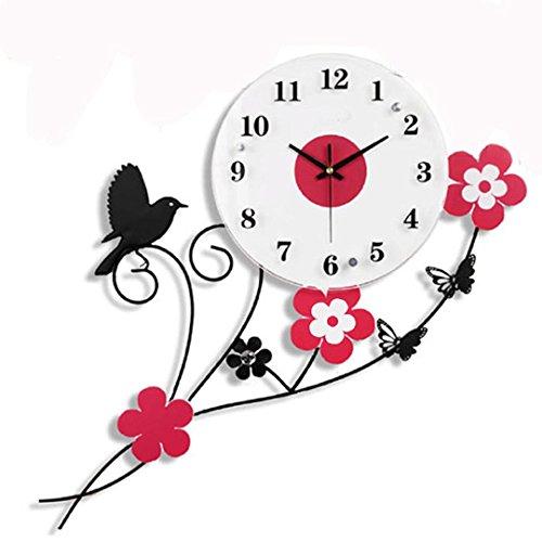 Orologio da parete Ysayc creativa moderna orologio da tavolo Orologio