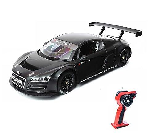 Audi R8 LMS-Edition - Original ferngesteuertes Lizenz-Fahrzeug im Modell-Maßstab 1:14, Ready-to-Drive, Auto inkl. Fernsteuerung, Neu