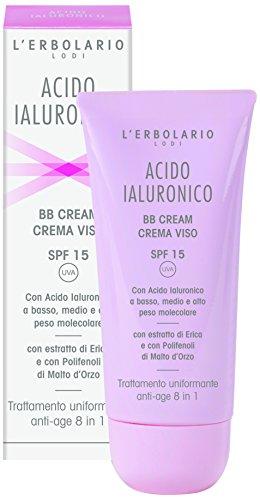 L\'Erbolario BB Creme 8 in 1, LSF 15, 1er Pack (1 x 50 ml)