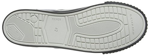 G-STAR RAW Scuba Mid Reflective, Baskets Hautes Homme Gris (Industrial Grey)