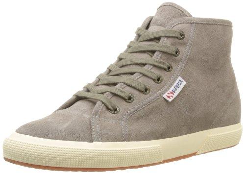 Superga 2095-Sueu, Sneaker, Unisex - adulto, Beige (956 Sand), 44