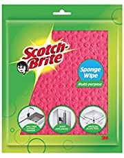 ScotchBrite Sponge Wipe (5 Pcs)