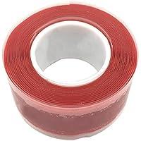 Cinta de silicona impermeable de alta temperatura resistente silicona cinta de reparación
