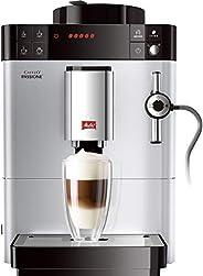 Melitta Caffeo Passione F53/0-102 Tam Otomatik Kahve Makinesi, Gümüş
