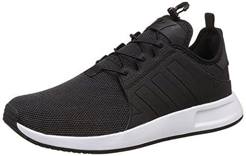 adidas Unisex-Erwachsene X_PLR Laufschuhe, Schwarz (Core Black/Core Black/Ftwr White), 43 1/3 EU