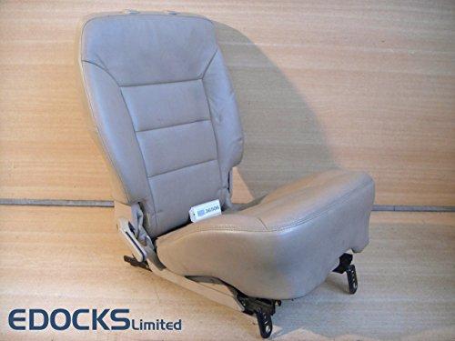 Leder Sitz Hintersitz Rücksitz hinten rechts Sitzheizung beige Signum Opel