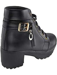 Creattoes Women Boots