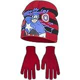 Marvel Avengers Kinder/Jungen Captain America Winterset (54cm) (Rot)