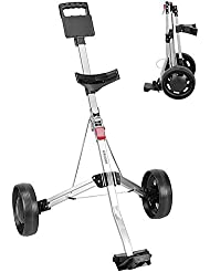 Cougar golf Zieh-Carts TW2 - Carro de golf, talla standard