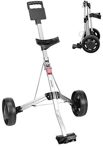 Cougar golf Zieh-Carts TW2, Silber, CR4000004