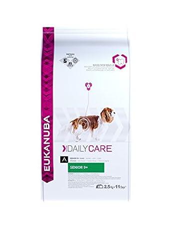 Eukanuba Dry Dog Food Senior 9+, 2.5 kg