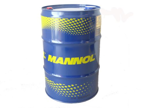 MANNOL–10W-40Defender Motoröl 60Liter Fass teilsynthetisch
