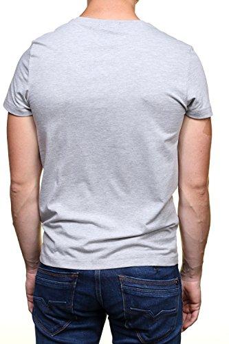 Redskins Herren T-Shirt Grau