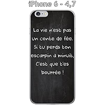 onozo coque citation tableau 1 pour apple iphone 6 4 7 high tech. Black Bedroom Furniture Sets. Home Design Ideas