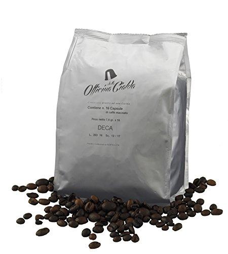 160 kaffee-pads für Nescafè Dolce Gusto, entkoffeinierter Geschmack, pack von 160 pads für dolce...